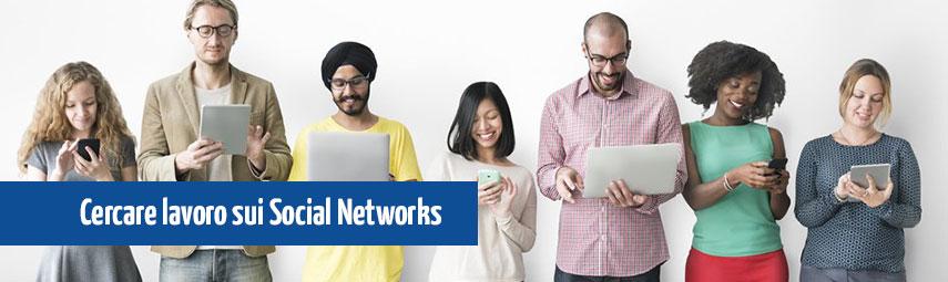 Come cercare lavoro con i social network