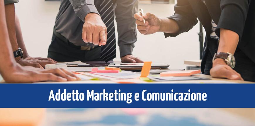 Addetto Marketing e Comunicazione: chi è e cosa fa