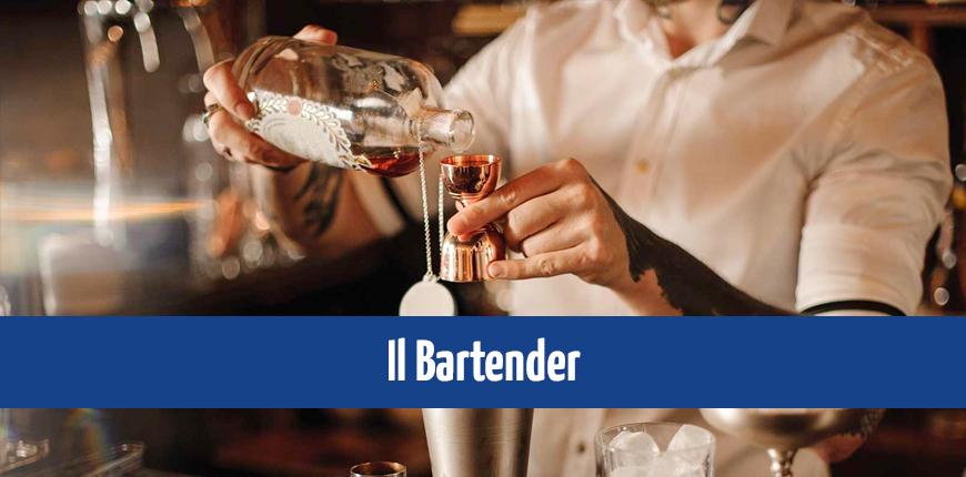Il bartender: chi è, cosa fa e cosa lo distingue dal barman