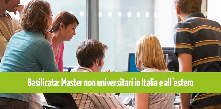 Basilicata: borse di studio per master in Italia e all'estero