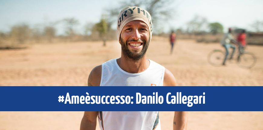 """Danilo Callegari ospite dell'evento """"A me è successo"""""""