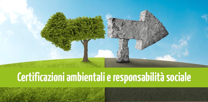 Certificazioni ambientali e RSI: obblighi e responsabilità delle aziende