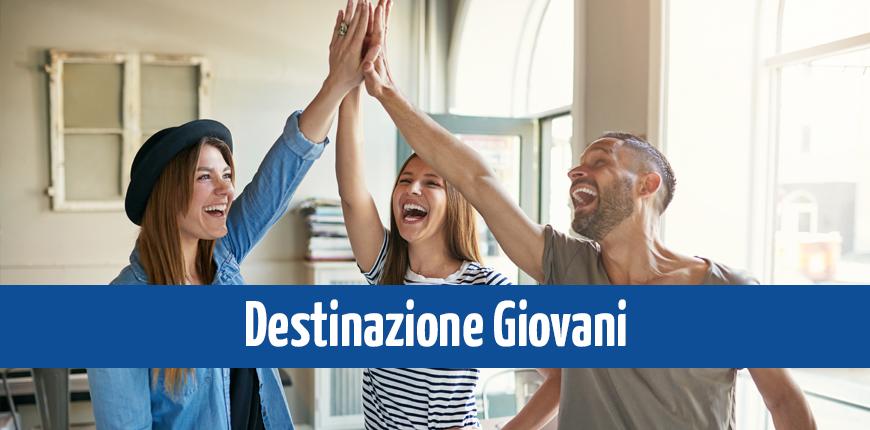 Basilicata: pubblicato l'Avviso Destinazione Giovani