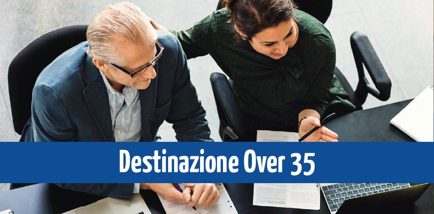 Destinazione Over 35, nuovo avviso per chi cerca lavoro in Basilicata