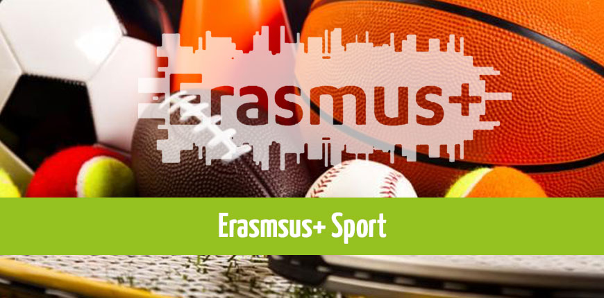 Erasmsus Plus Sport e i fondi europei per lo sport