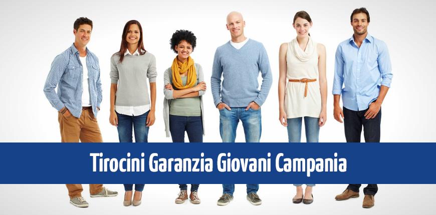 Al via i Tirocini Garanzia Giovani in Campania