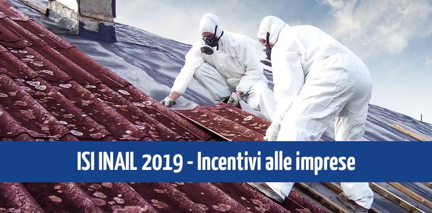 Informativa ISI INAIL 2019: incentivi per la sicurezza aziendale