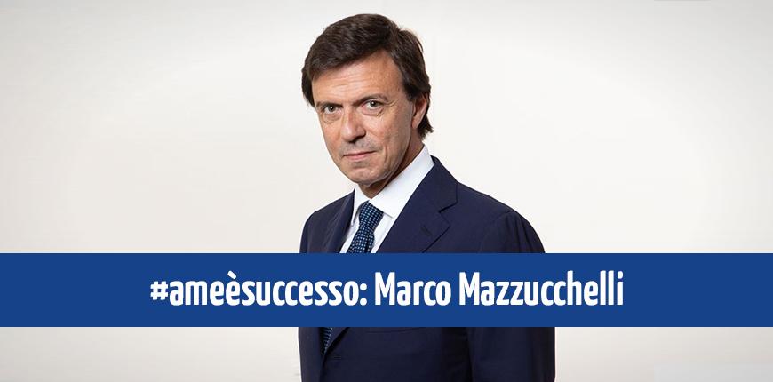 """Marco Mazzucchelli ospite dell'evento """"A me è successo"""""""