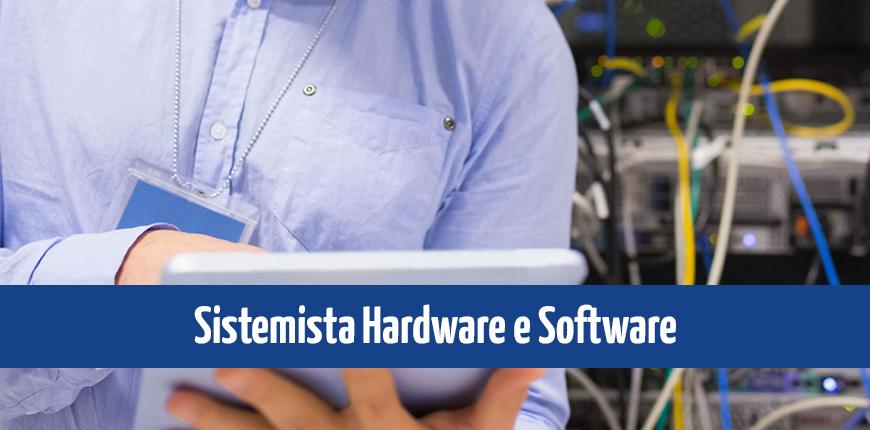 Chi è e cosa fa il Sistemista Hardware e Software