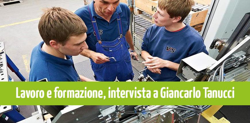 Formazione, lavoro e soft skills: intervista al Prof. Tanucci