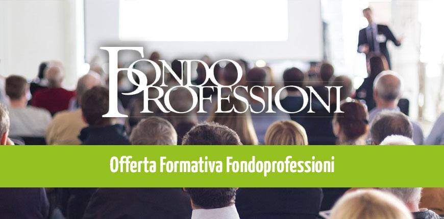 Fondoprofessioni Avviso 02/2016