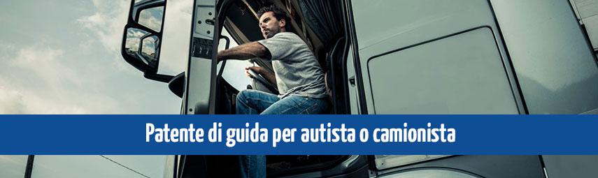 Patente-autista-camionista