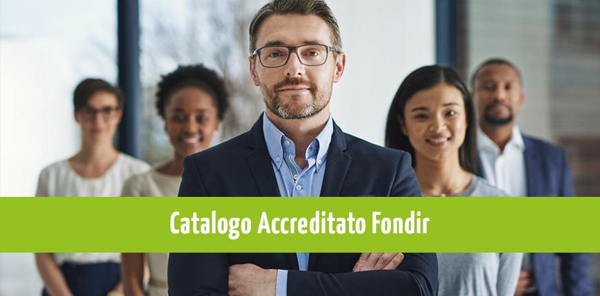 FONDIR: accreditato il catalogo corsi