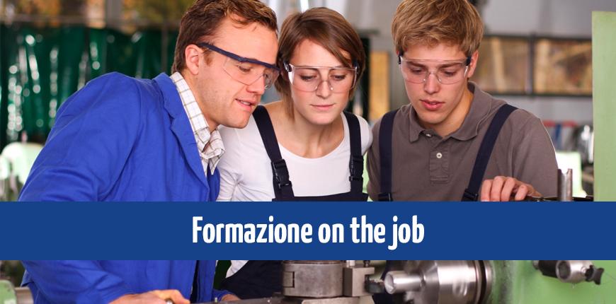 Formazione on the job: guida alle tipologie di stage, tirocinio e non solo!