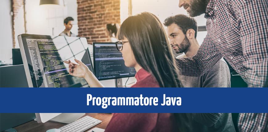 Figure professionali: il Programmatore Java