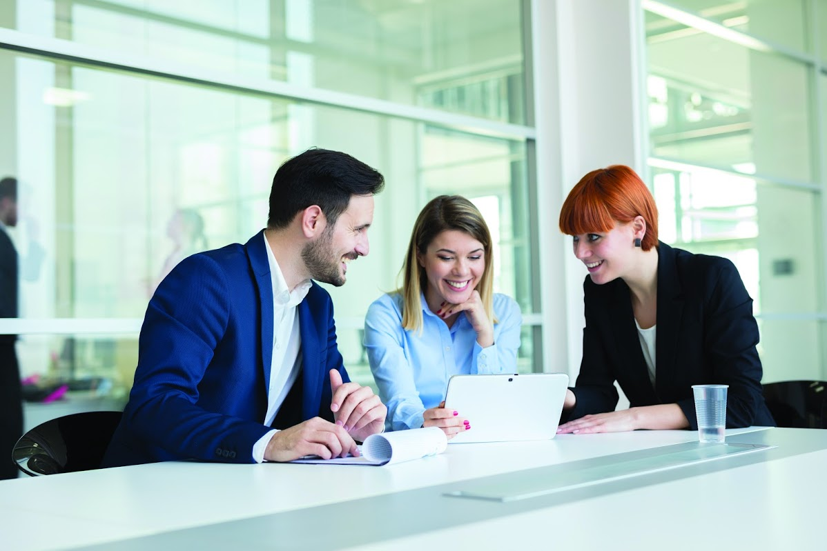 Business people in office.; Shutterstock ID 639235693; Purchase Order: –
