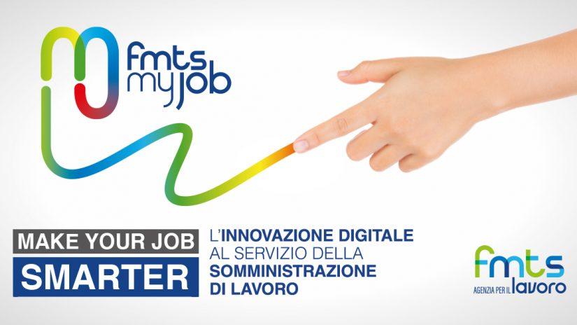 FMTS MyJob: la somministrazione lavoro diventa smart con la digitalizzazione