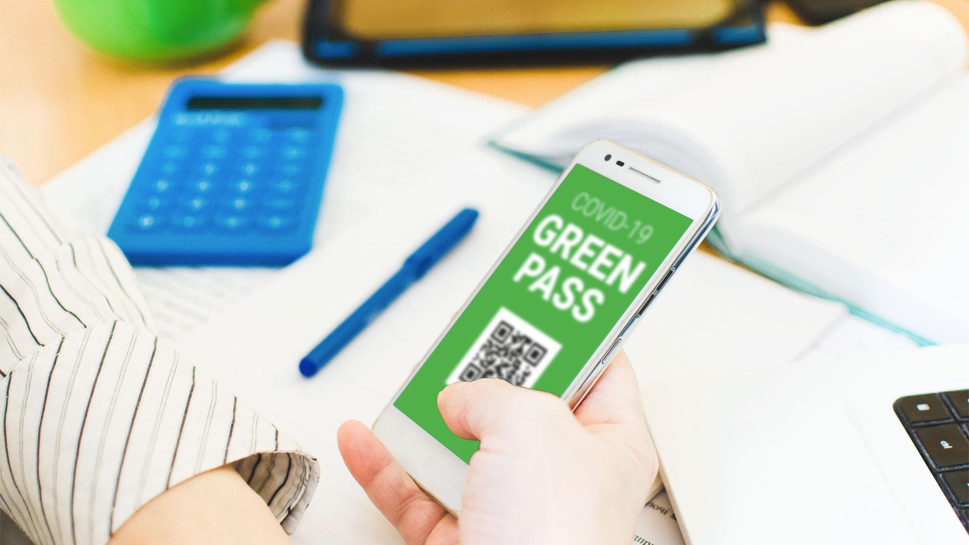 green pass azienda